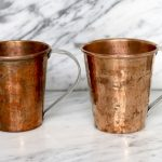20 Oz Copper Moscow Mule Mugs