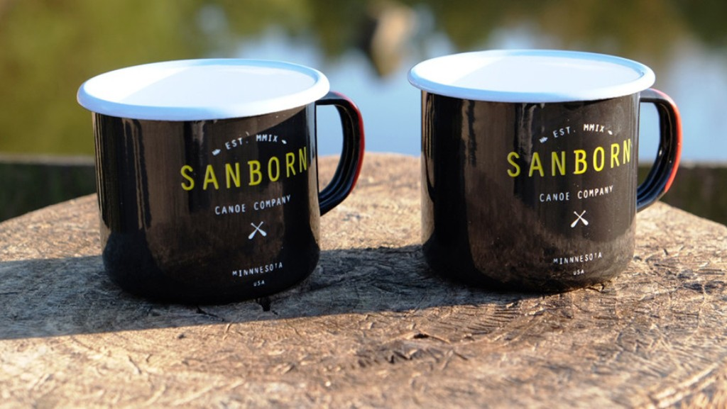 Image of: 500ml Camping Mug