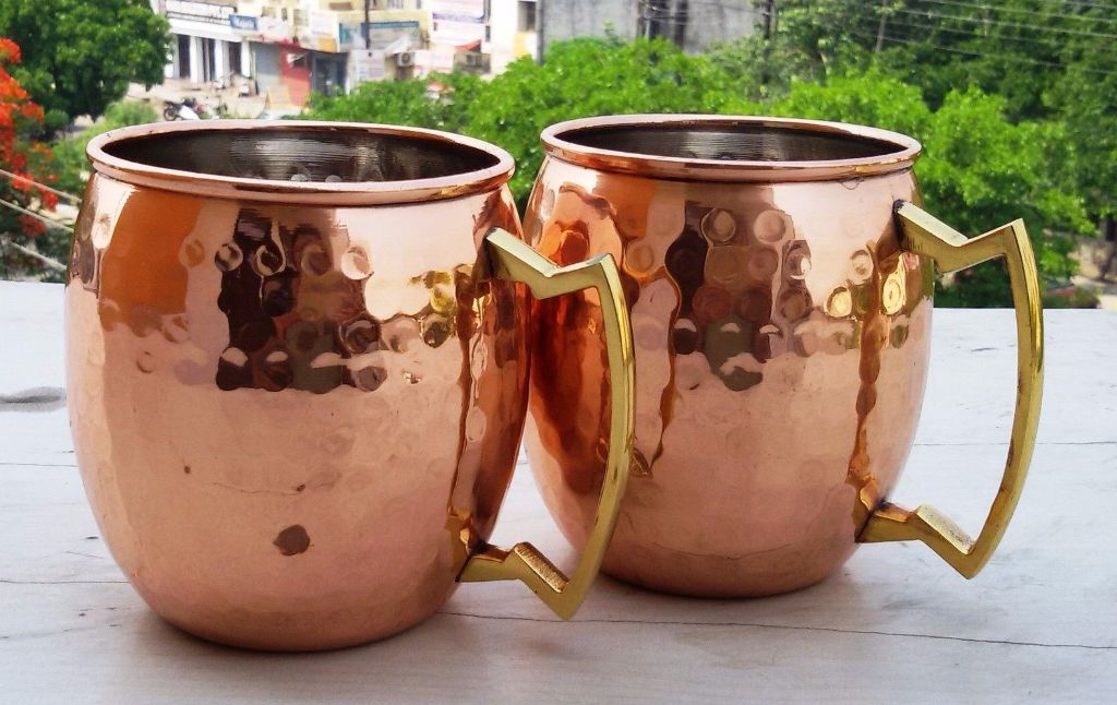 Image of: Advantage of Copper Mug