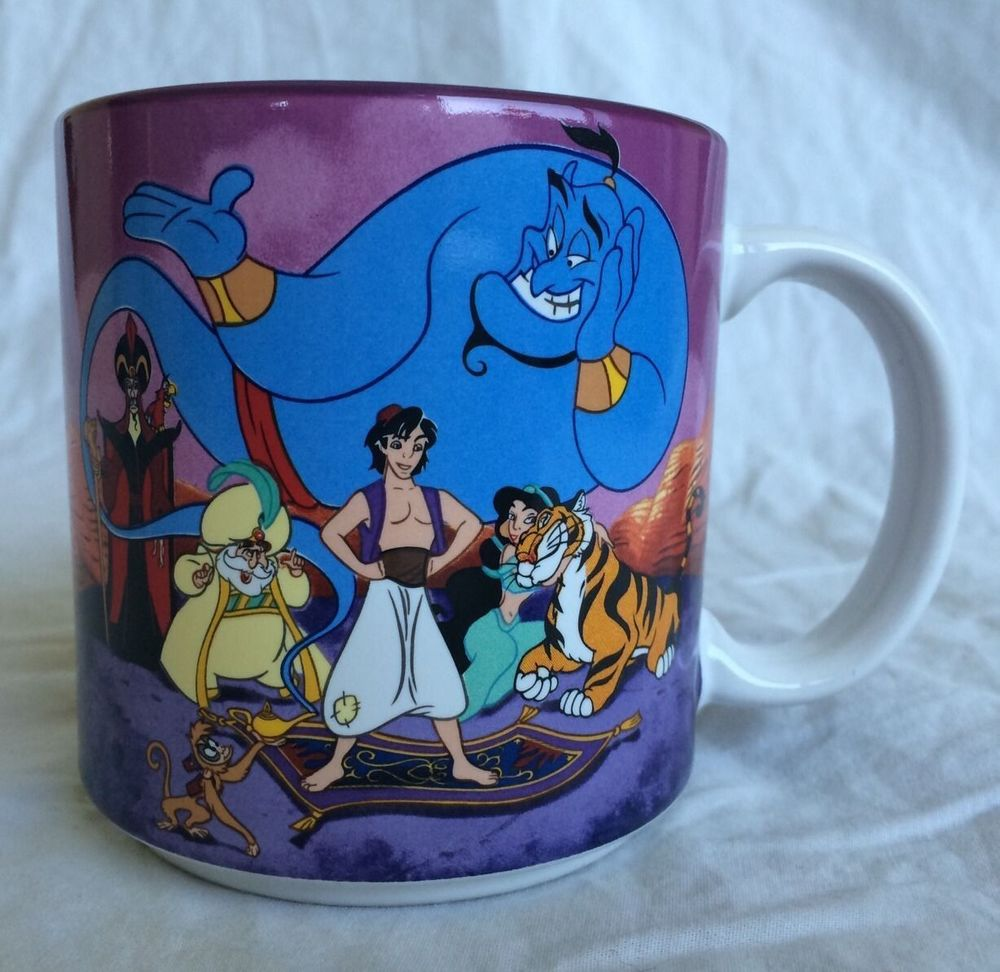Image of: Aladdin Coffee Mug Best