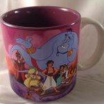 Aladdin Coffee Mug Design