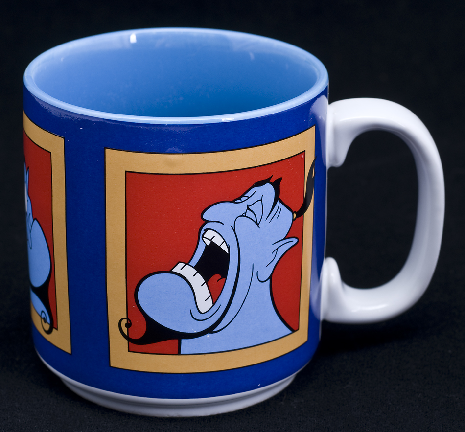 Image of: Aladdin Coffee Mug Disney