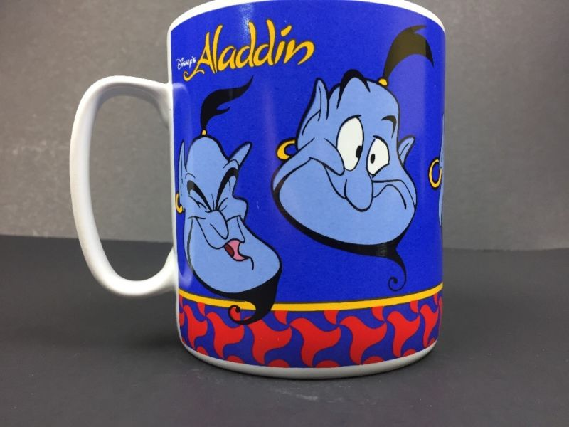 Image of: Aladdin Coffee Mug Funny