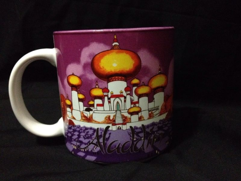 Image of: Aladdin Coffee Mug Popular