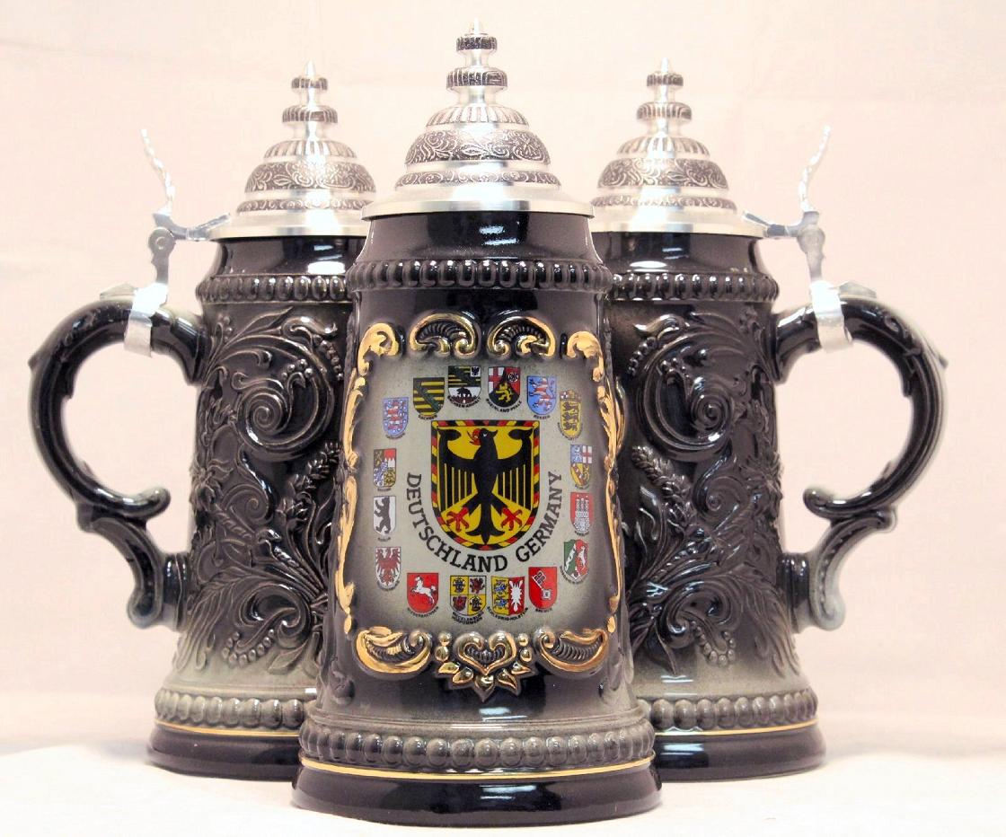Image of: Aluminum German Stein Mug Ideas