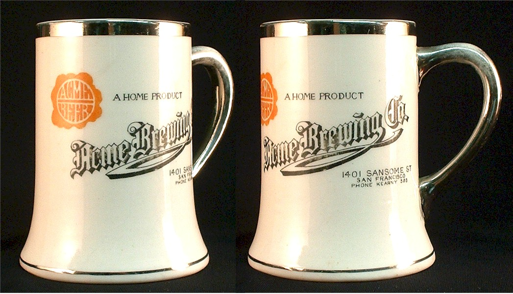 Image of: Aluminum German Stein Mug