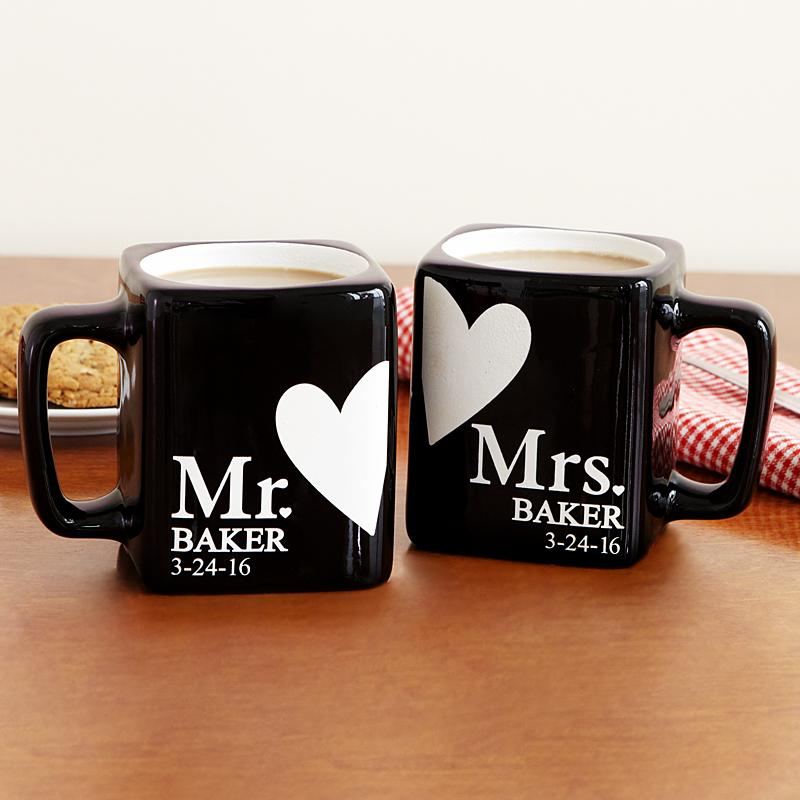 Image of: Amazing Coffee Mug Sets