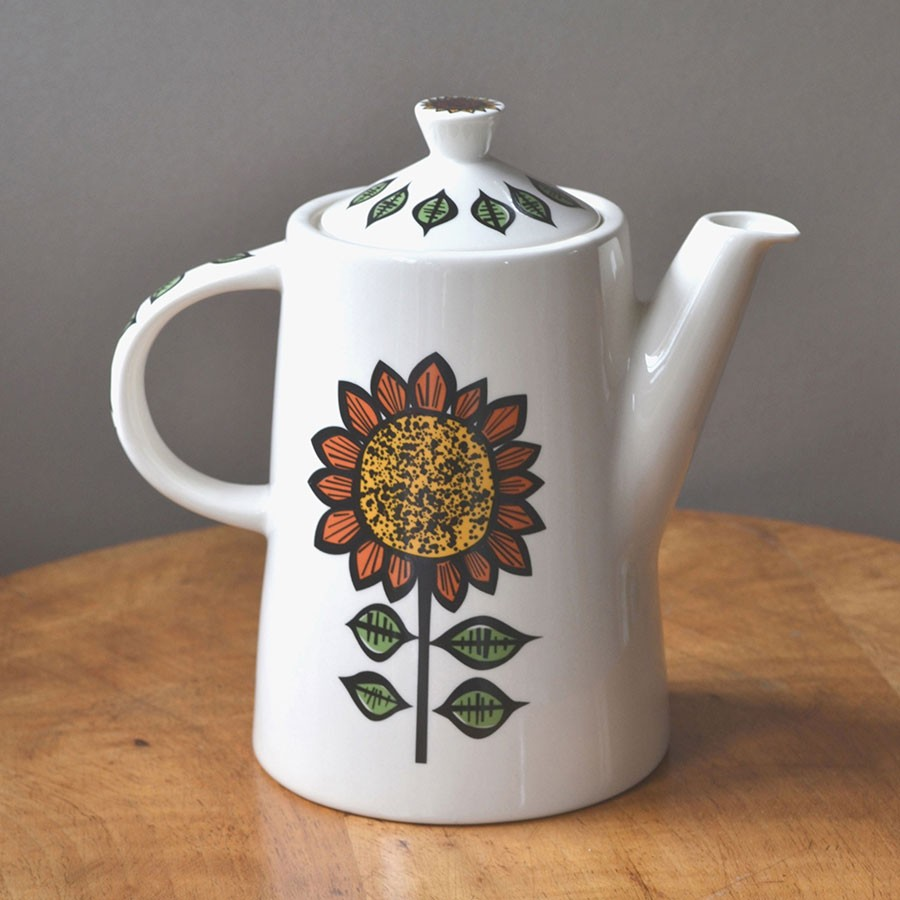 Image of: Amazing Sunflower Coffee Mug