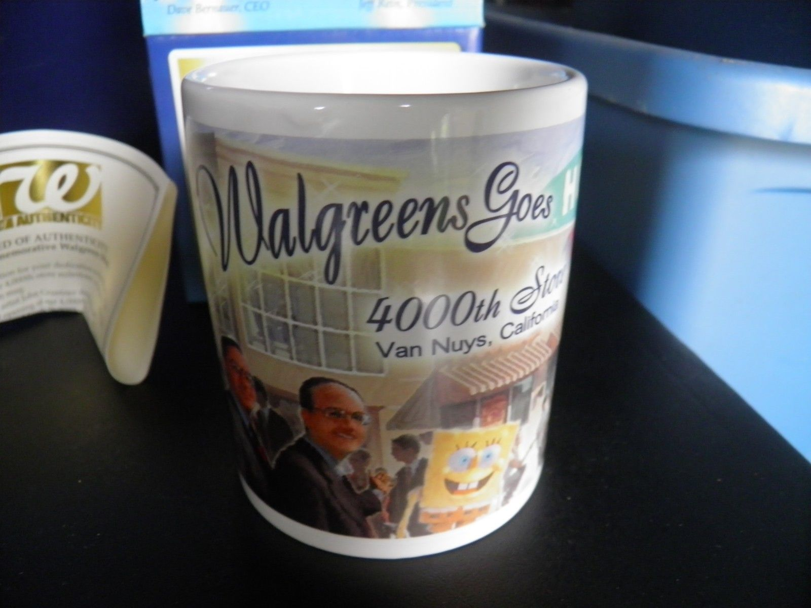 Image of: Amazing Walgreens Photo Mug