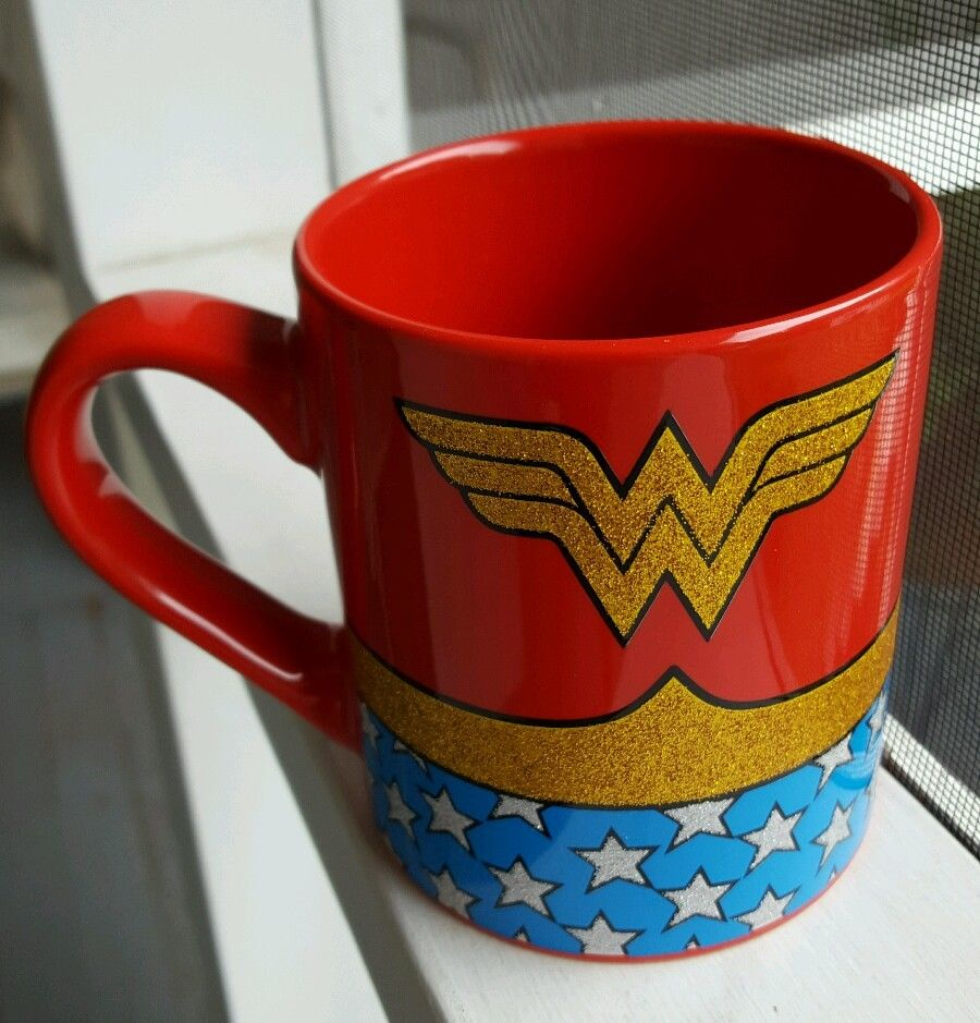 Amazing Wonder Woman Mug