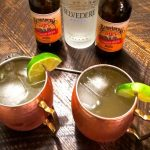 Amazon Hammered Copper Moscow Mule Mugs