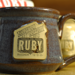 Antique Stoneware Beer Mugs