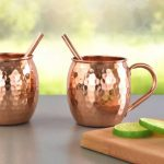 Are Moscow Mule Mugs Copper on The Inside