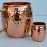 Authentic Moscow Mule Mugs Design