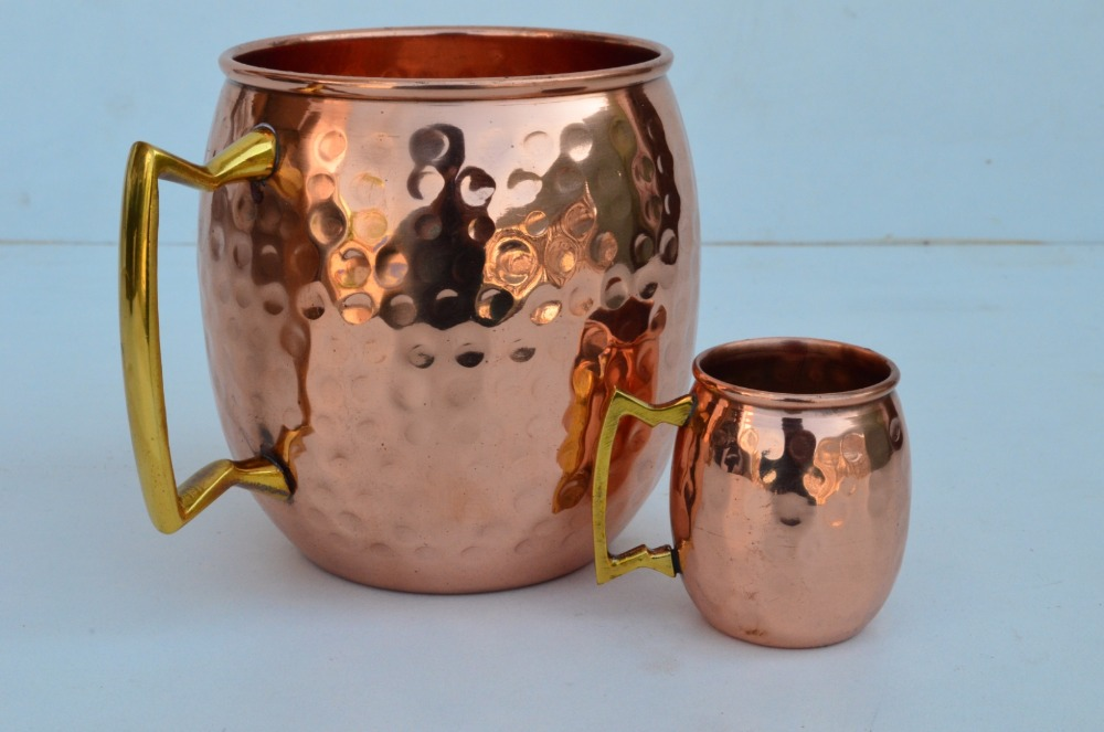 Image of: Authentic Moscow Mule Mugs Design