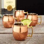 Authentic Moscow Mule Mugs Style