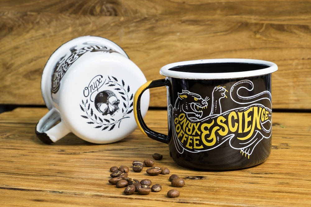 Image of: Awesome Custom Tin Mugs