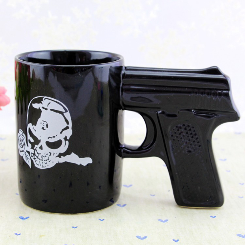 Image of: Awesome Gun Mug