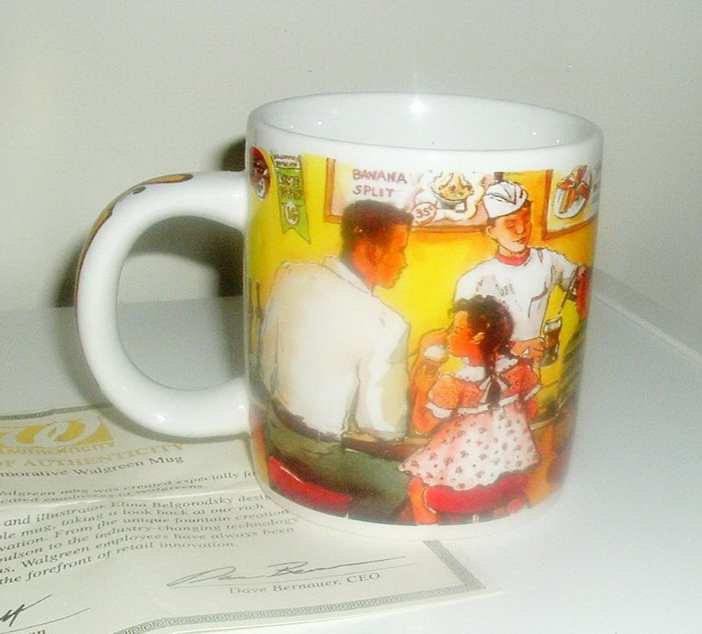 Image of: Awesome Walgreens Photo Mug