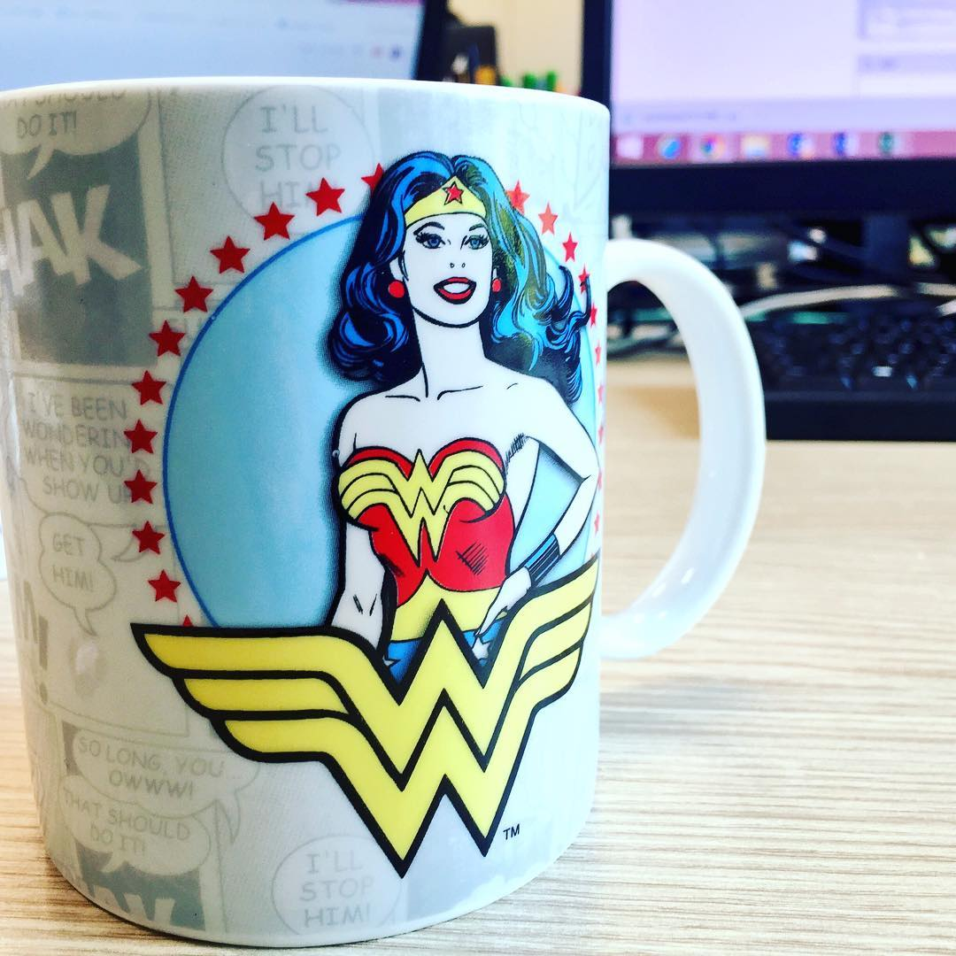 Awesome Wonder Woman Mug