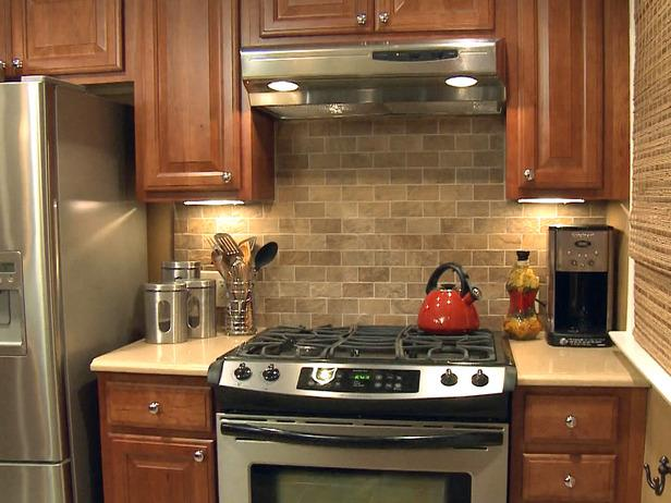 Image of: Awesome Diy Kitchen Backsplash Ideas