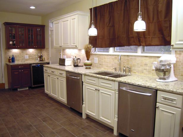 Image of: Awesome Kitchen Backsplash Diy Ideas