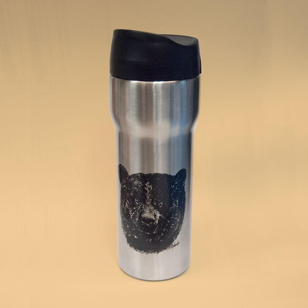 Bear Stainless Steel Mug