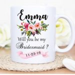 Beautiful Bridesmaid Mug