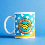 Beautiful Wonder Woman Mug