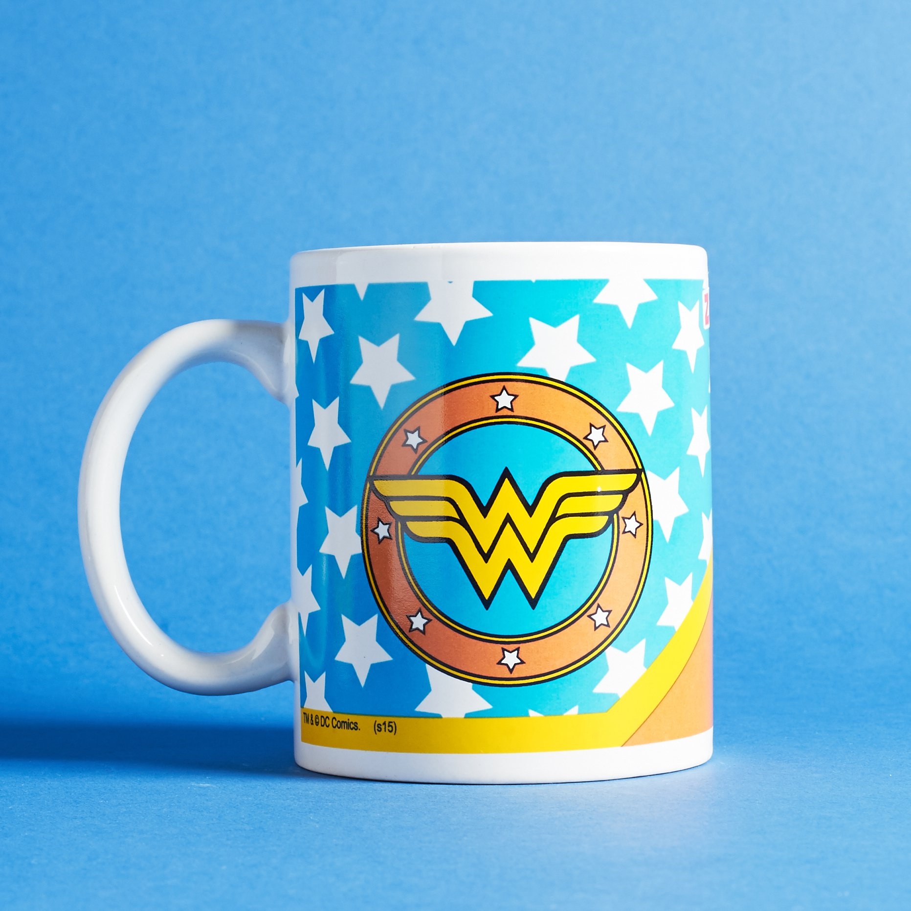 Image of: Beautiful Wonder Woman Mug