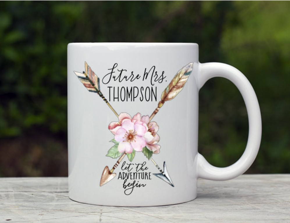 Image of: Best Bridesmaid Mug