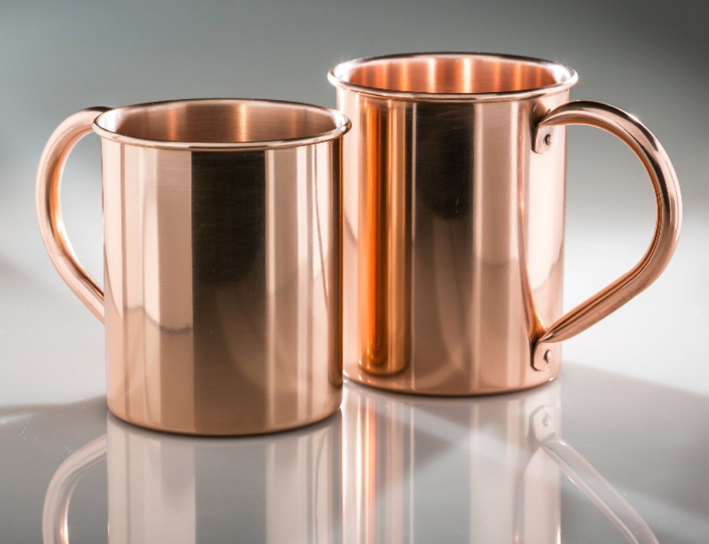 Image of: Best Copper Moscow Mule Mugs