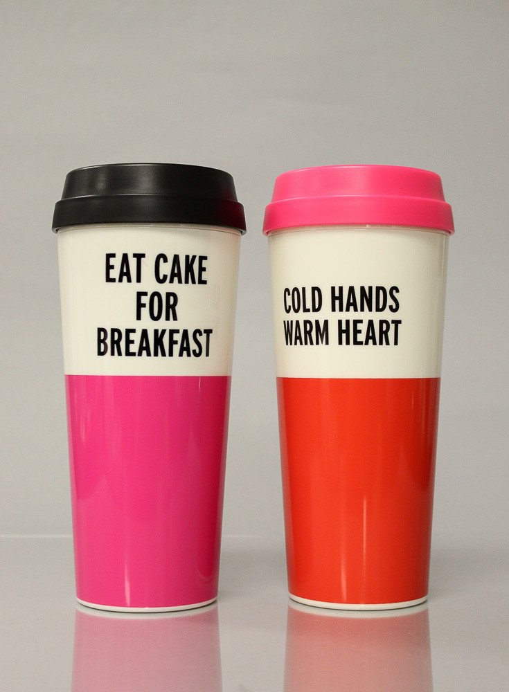 Image of: Best Kate Spade Coffee Mug