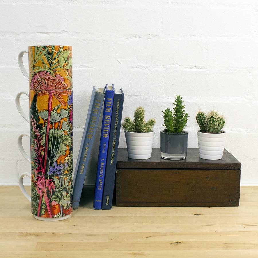 Image of: Best Stacking Mugs
