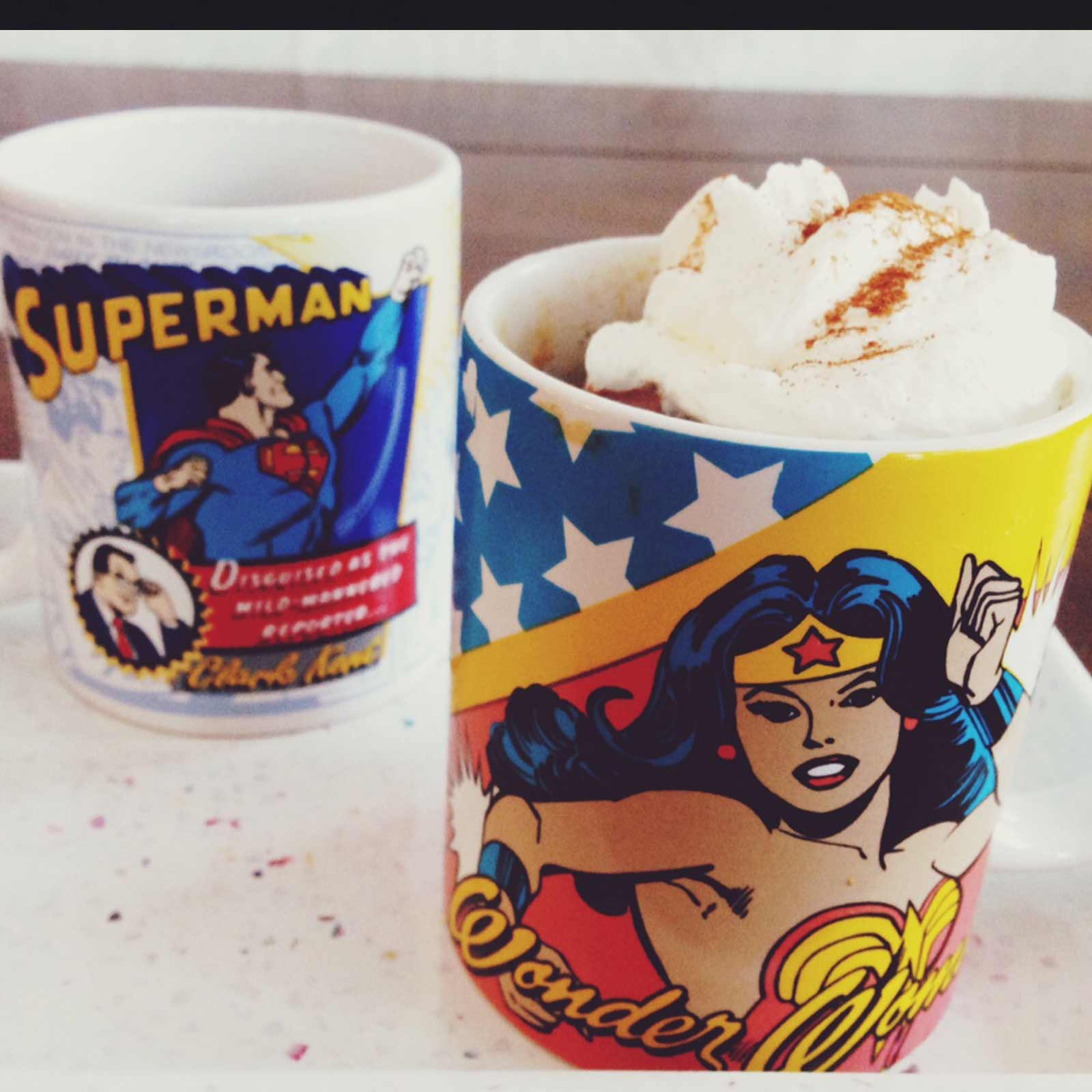 Image of: Best Wonder Woman Mug
