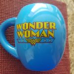 Blue Wonder Woman Mug