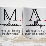 Bridesmaid Mug Coffee