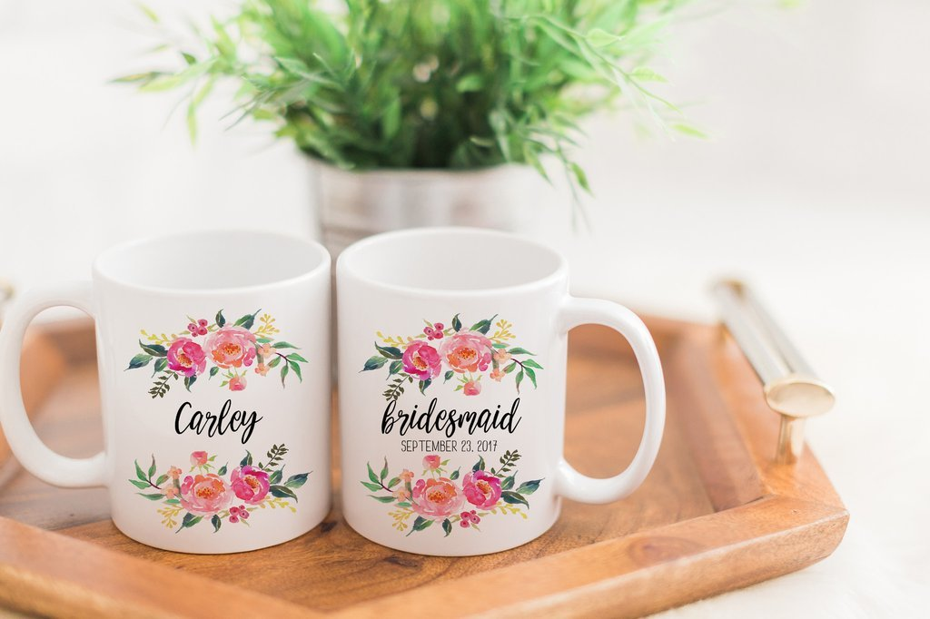 Image of: Bridesmaid Mug Movie