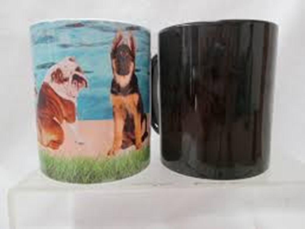 Image of: Bulldog Coffee Mug Art