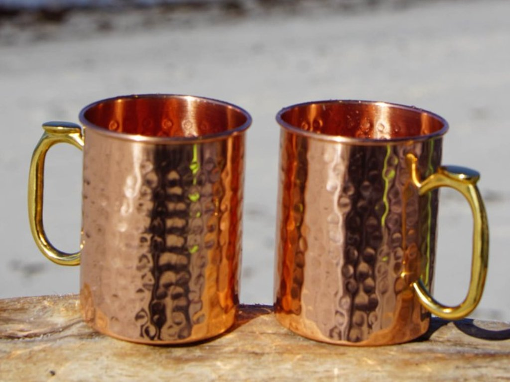 Buy Copper Moscow Mule Mugs