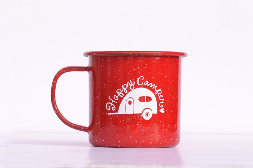 Image of: Camping Mug Ceramic
