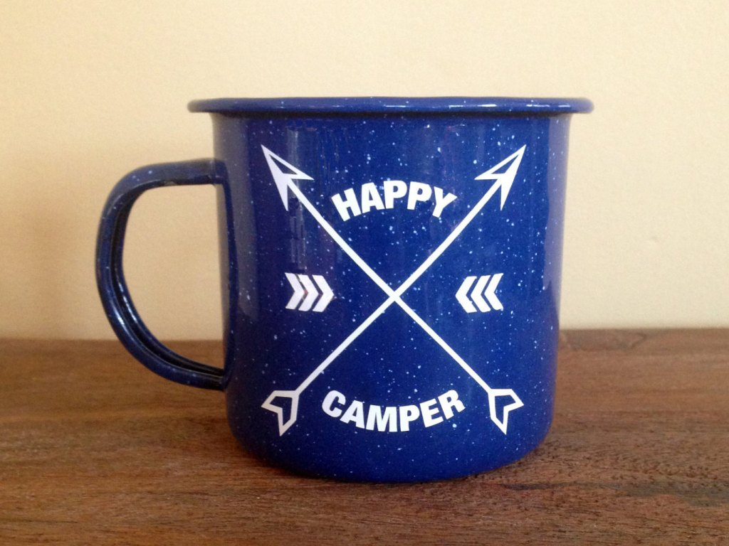 Image of: Camping Mug Coffee Maker