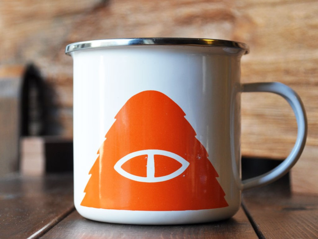 Camping Mug Coffee Press