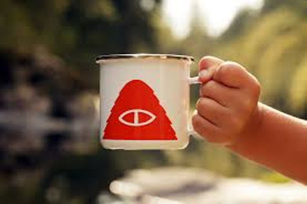 Image of: Camping Mug Set