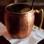 Classic Copper Mug Bar