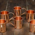 Cleaning a Copper Mug