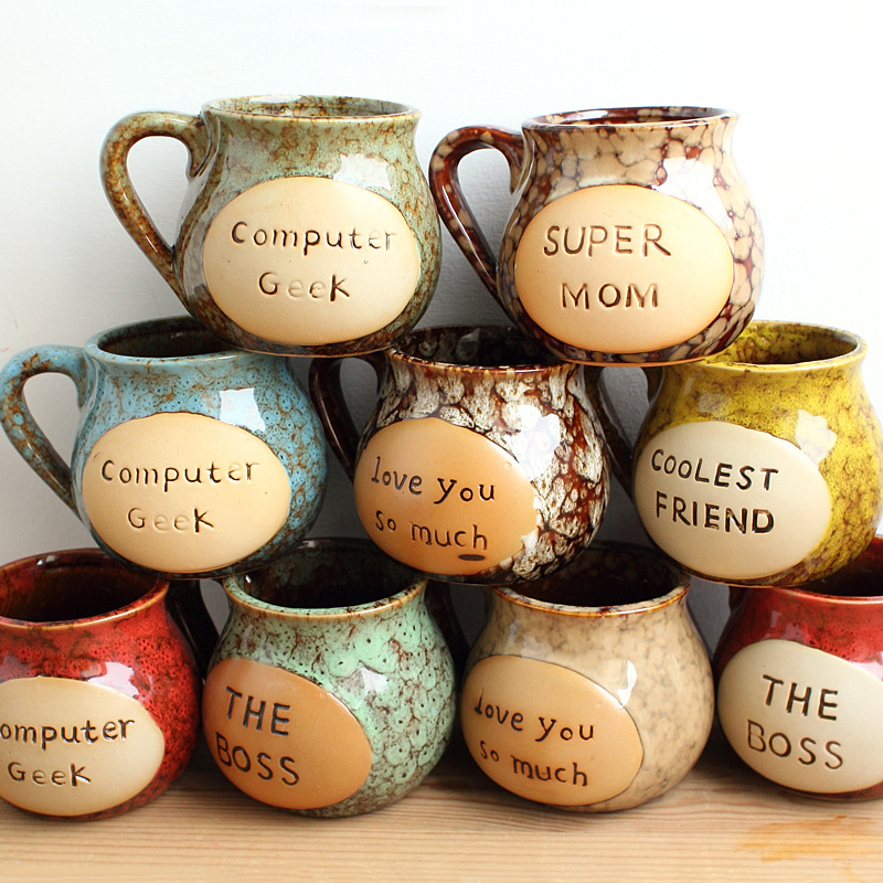 Image of: Coffee Mug Sets Style