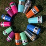 Colorful Stainless Steel Mug
