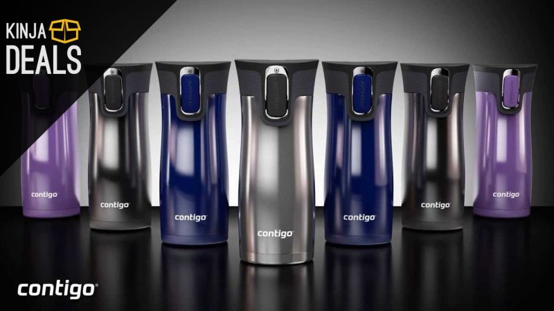 Image of: Contigo Mugs Colors