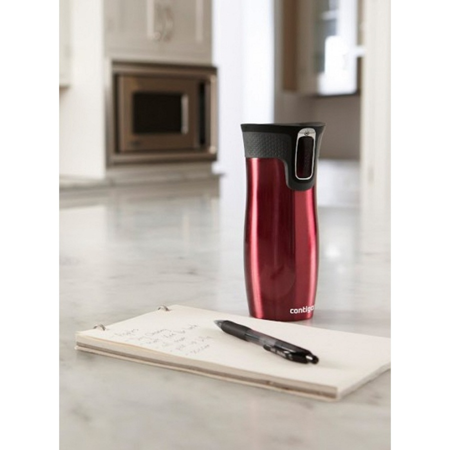 Image of: Contigo Mugs on Table
